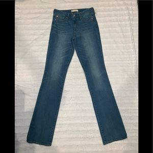 GAP Women's Perfect Boot Jeans  Size 27 Tall